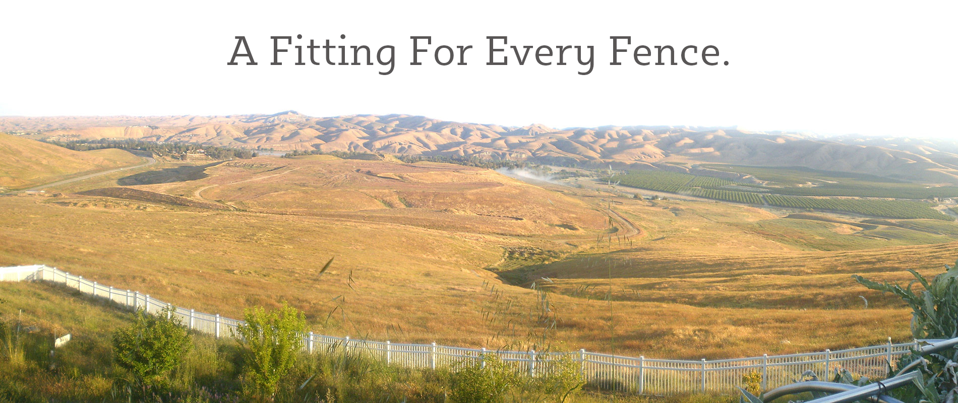 Vinyl Fence Fittings
